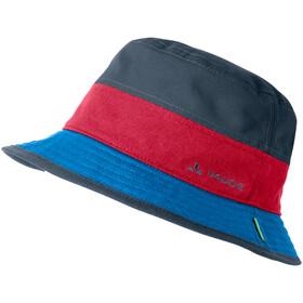 VAUDE Lezza Hat Børn, blå/rød